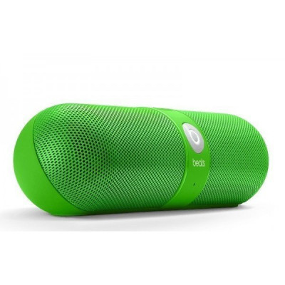 Колонки Monster Beats Pill Green