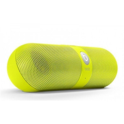 Колонки Monster Beats Pill Yellow